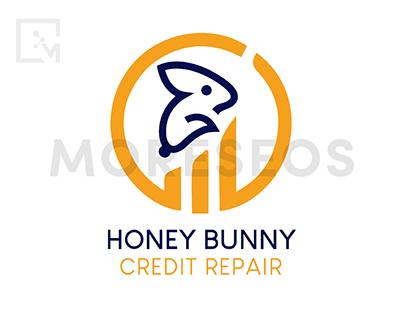 Honey Bunny Credit Repair Logo