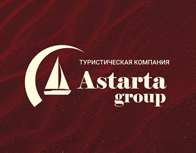 Astarta Group. Web-site for travel agency//
