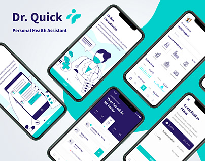 Dr. Quick-Personal Health Assistant