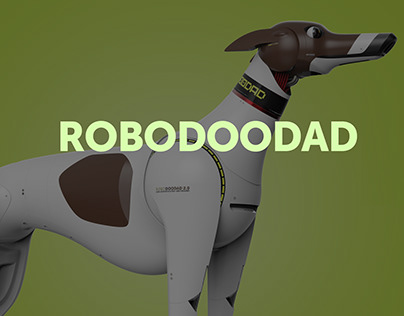 Robodoodad: Robotic Incarnation of My Greyhound