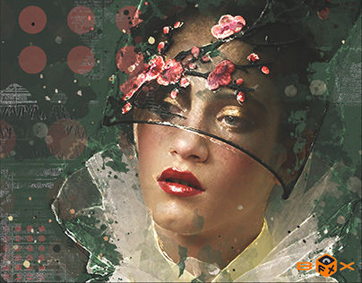 Editorial Mixed Media FX - Photoshop Add-On