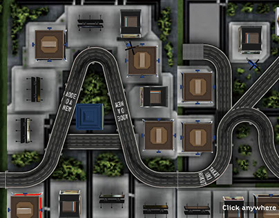 Social Network Racer