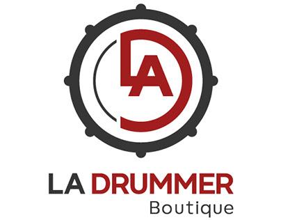 Isologo - La Drummer Boutique
