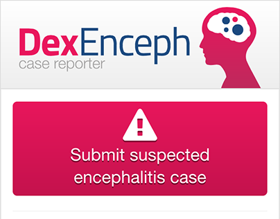 DexEcneph Encephalitis Case Reporter
