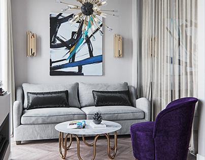 Apartment in Presnya-City