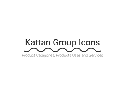 Kattan Group Icons