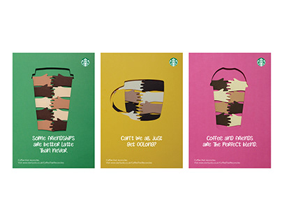 Starbucks Coffee That Reconciles Campaign