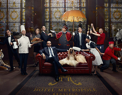 Hotel Metropole's Family