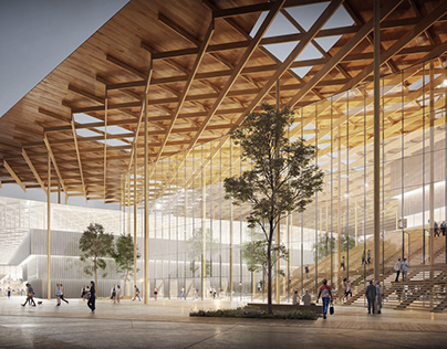 Exhibition Center + Arena