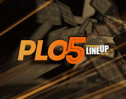 PLO5 LineUP Poker Team | 2020