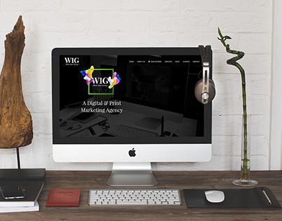 Web Design for Magazine Publishing Company