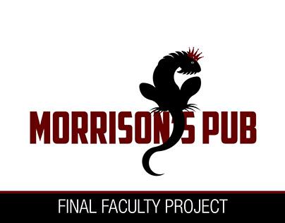 Morrison's Pub - Faculty Proyect
