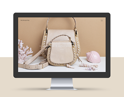 Nuovaluna - Landing Page