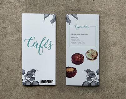 BRANDING | carta cafés