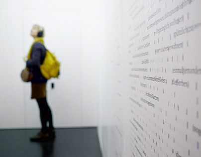 Silence Inside,Leipzig Book Fair, Hungarian Pavilion