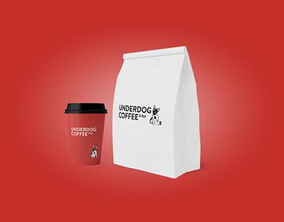 Underdog Coffee Brand Identity