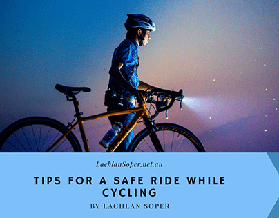 Tips for a Safe Ride While Cycling