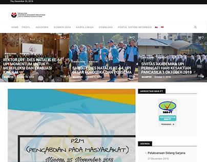 Pendidikan Manajemen Perkantoran Website