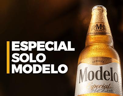 Especial Solo Modelo | Cerveza Modelo