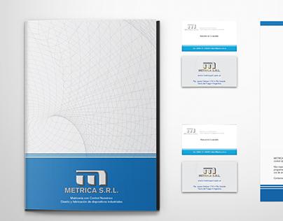 Branding + desarrollo de logo + papelería + página web