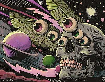 Cosmic Eyeballs