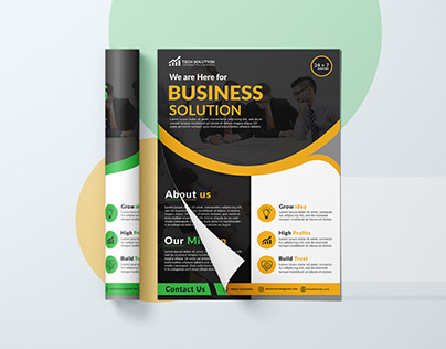 Corporate Business Flyer Project