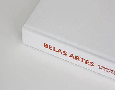 Belas Artes' Book
