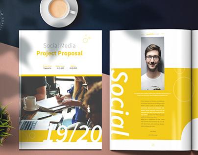 Social Media Project Proposal
