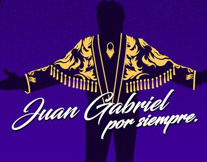 Canvas Juan Gabriel/Spotify