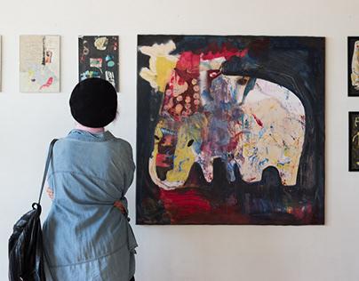 "exhibition ""ANAMORPHOSIS"""
