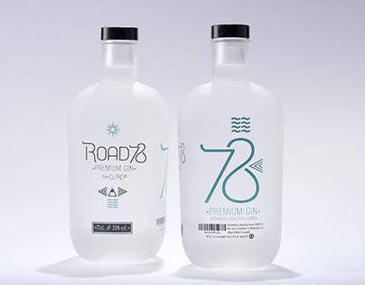 ROAD78 (Premium Gin)