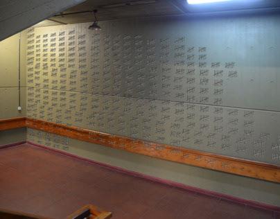 """""""2817"""" Propuesta de Mural."""