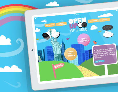 OpenUp with Oreo