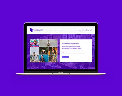 PeopleMaven Branding and Web Design