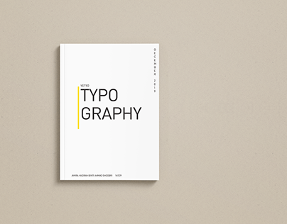 Typography Booklet