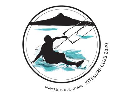 UOA Kitesurf Club logo 2020