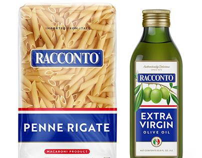 Racconto Pasta & Olive Oil Mockups