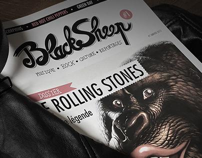 BLACKSHEEP - Rock'n Roll magazine