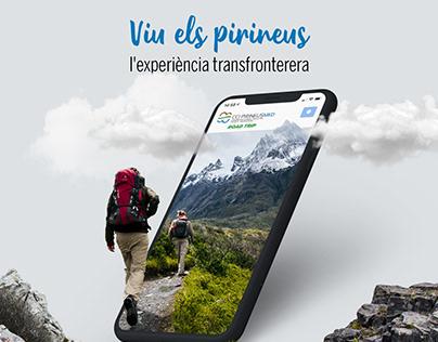 Promo App CCI Pirineus Med