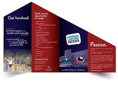 Huron Perth School Board branding project