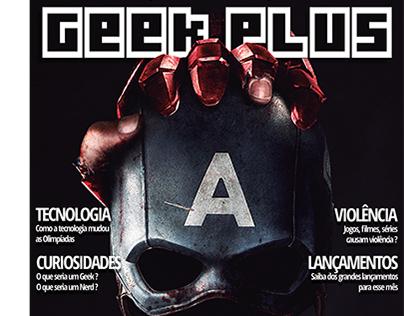 Geek Plus Magazine
