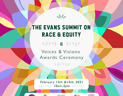 The Evans Summit Promo Design & Illustration
