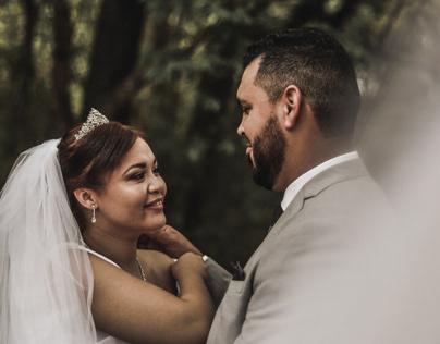 Wedding - Gammat and Naomi Matroos