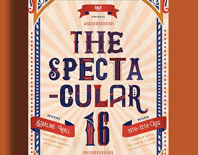 The Spectacular 16: Graphic Design Exhibition