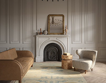Rug collection - Visuals
