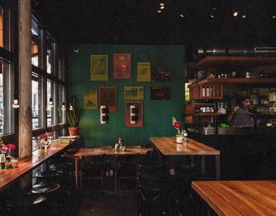 DURANGO - Mexican Restaurant Branding