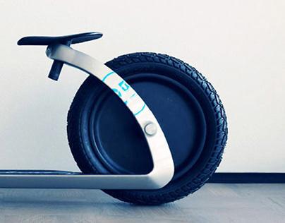 Carbon Push Bike