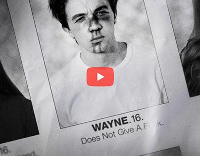 YOUTUBE ORIGINALS: WAYNE