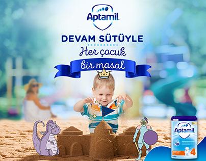 Aptamil Shopper Marketing