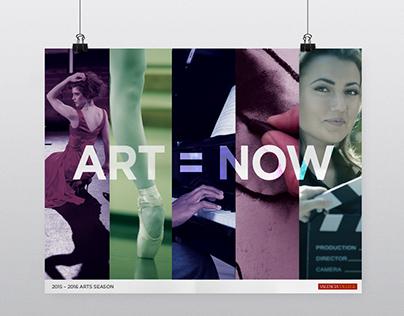 2015 - 2016 Arts Season Valencia Arts